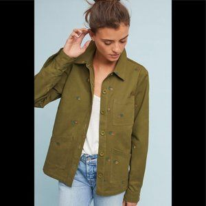 Anthropologie Seen Worn Kept Pineapple Jacket NWOT